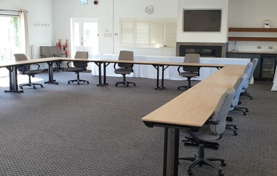 Meeting Space Covid-1