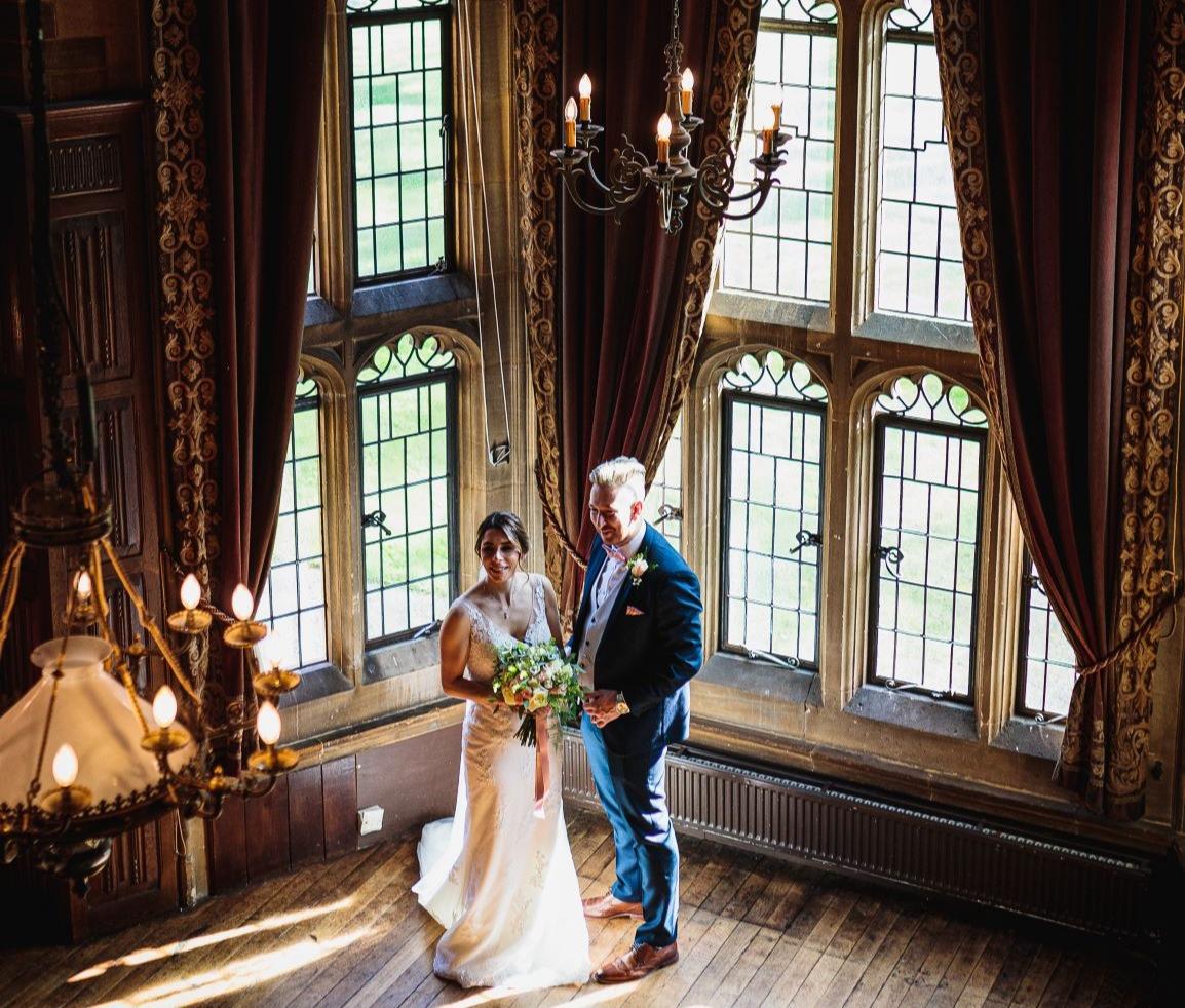 WEB - Bride and groom