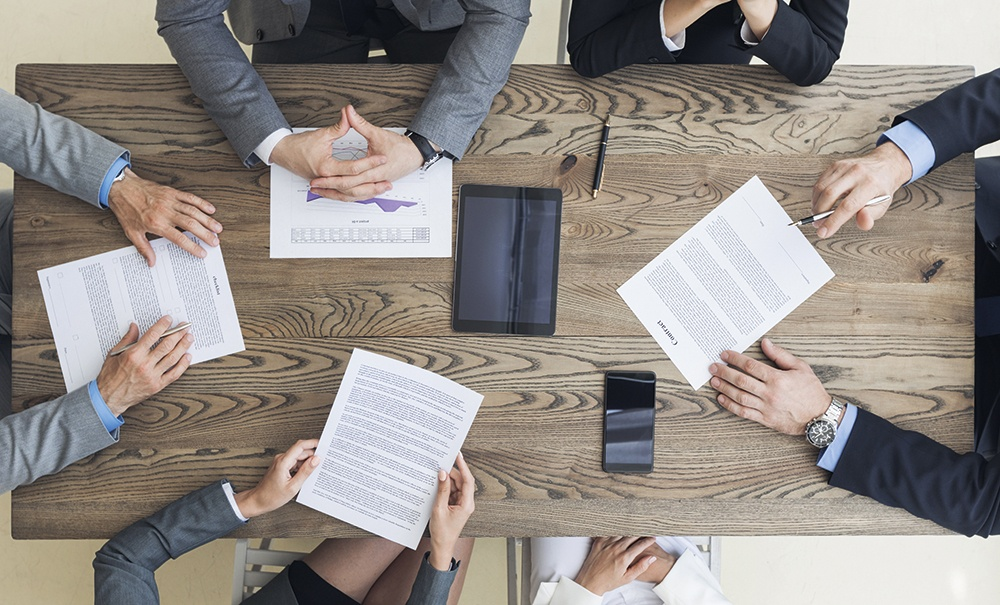 WEB - Business Meeting