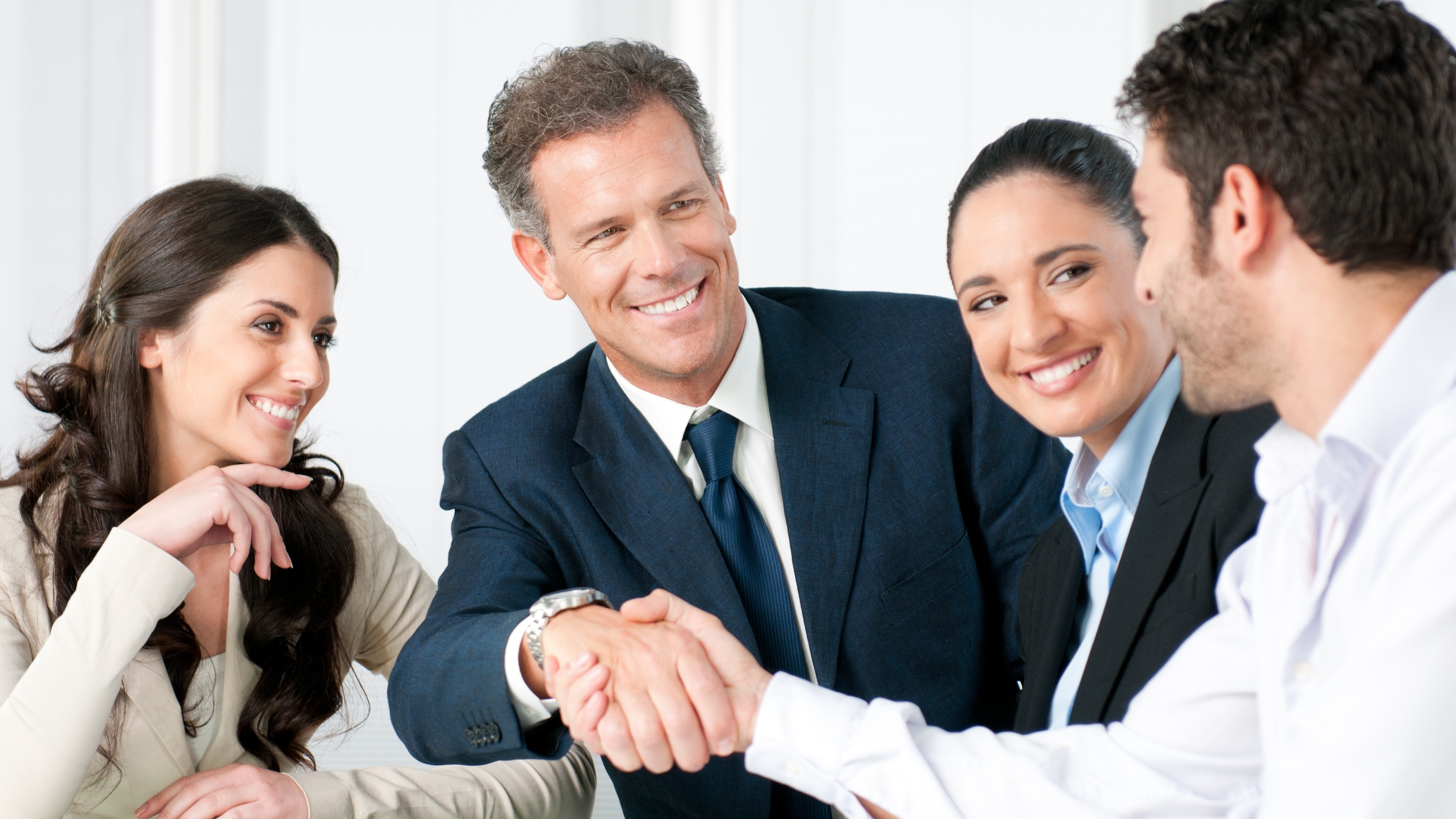 Face To Face Business Meeting-967022-edited
