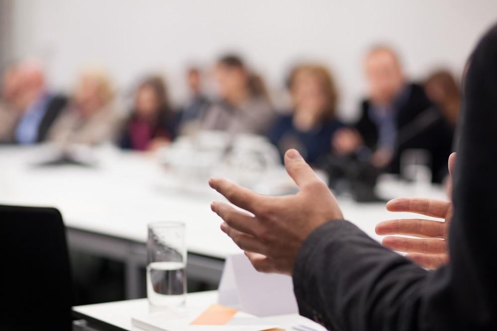 WEB Presenting in meeting