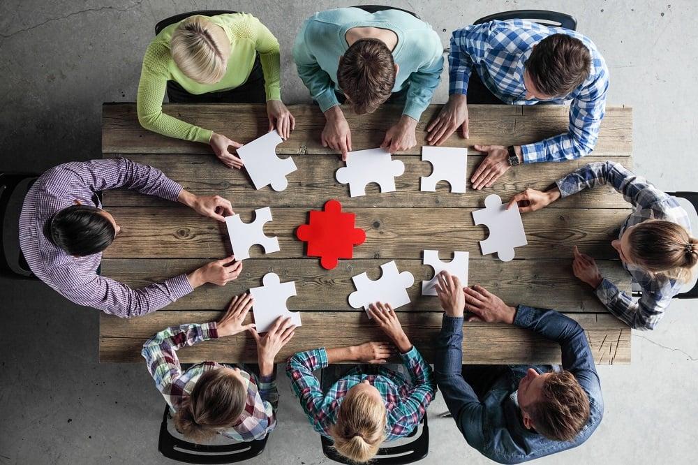 WEB Team puzzle