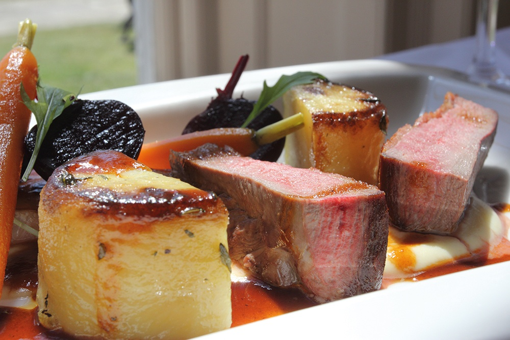 WEB - Lamb & Fondant Potatoes - Plated Main - BH (4)