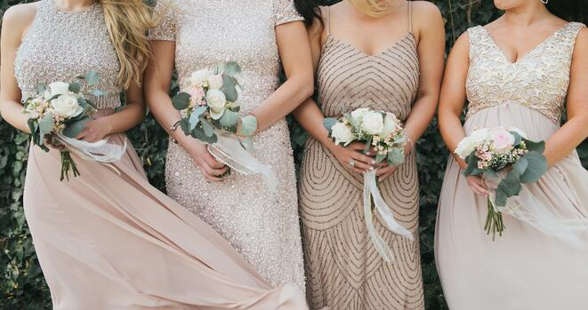 Bridesmaid Dresses - Wedding-1