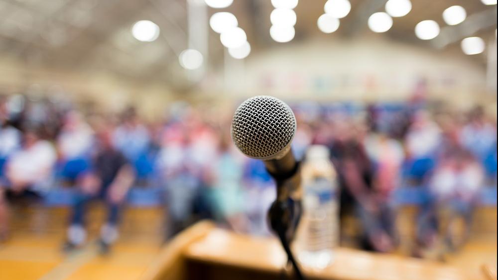 WEB - Microphone presentation