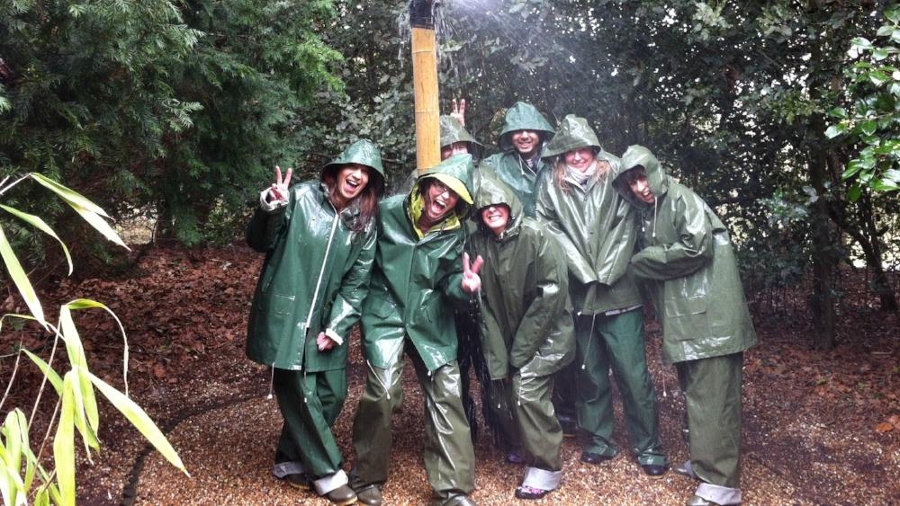 Japanese Water Garden - Outdoor Team Building Activity-612979-edited