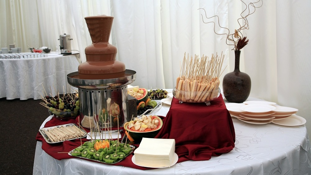 WEB - Chocolate fondue