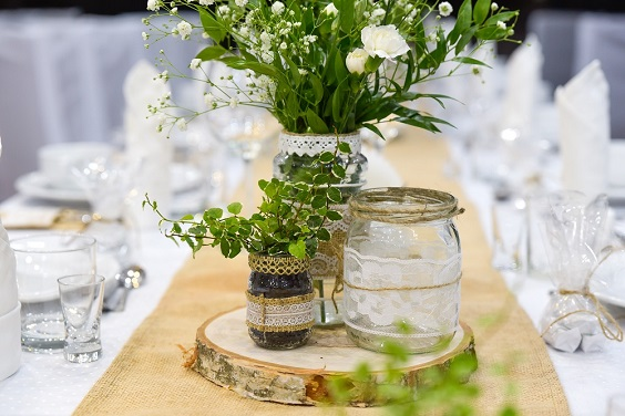 WEB - Wedding Flowers Centrepiece Cropped