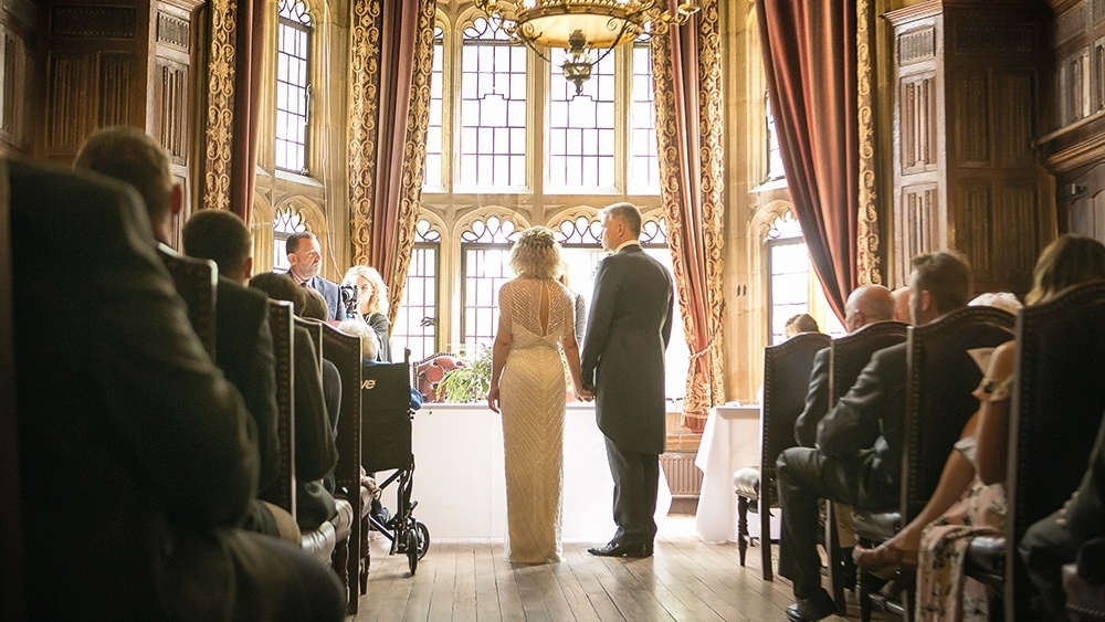 WEB - Highgate House Wedding - Baronial Hall - Wedding Ceremony ##Photographer - Lee Glasgow##-999942-edited