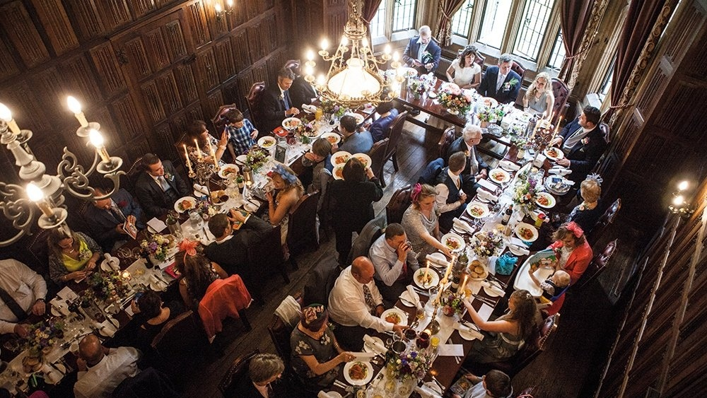 WEB - Highgate House Wedding - Baronial Hall Wedding Breakfast ##Photographer - Robert Leveritt - BROCHURE ONLY## (4)-271526-edited
