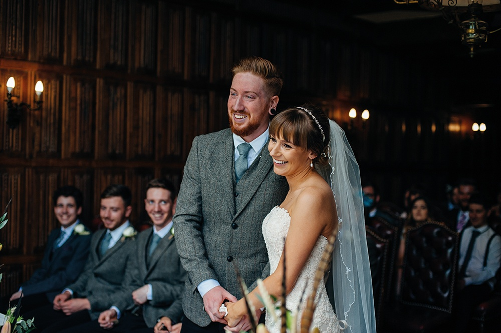 WEB - Highgate House Wedding - Baronial Hall Wedding Ceremony ##Photographer CCF##.jpg