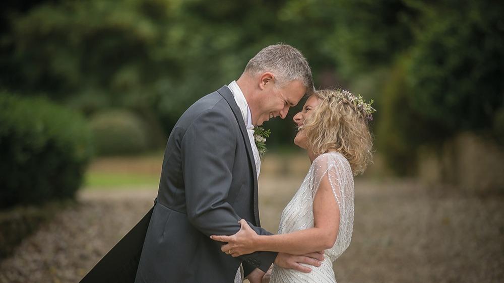 WEB - Highgate House Wedding - Outdoor Couple ##Photographer - Lee Glasgow##