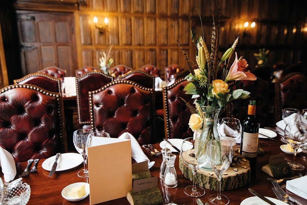 WEB - Highgate House Wedding - Baronial Hall Wedding Breakfast ##Photographer CCF##.jpg