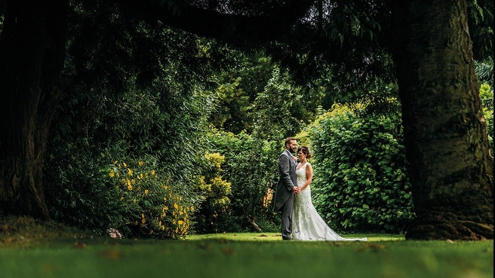 WEB - Highgate House Wedding - External ##Photograper - Paul Mockford##