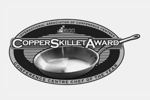 Copper Skillet Award