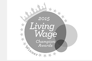 Living Wage Champion Awards Winner